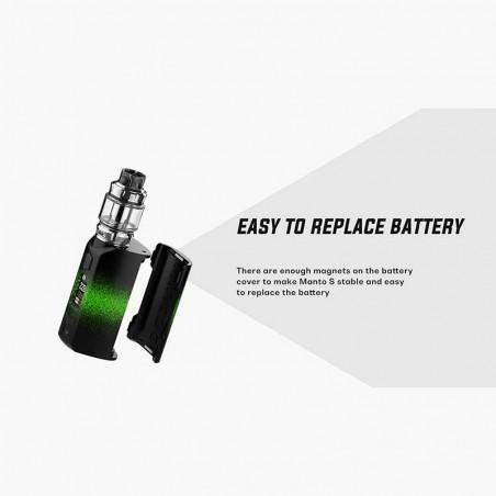 E-liquide noisette de Phode Sense