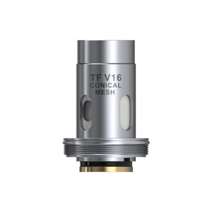 resistance TFV16 Conical Mesh Coil 0.2 ohm