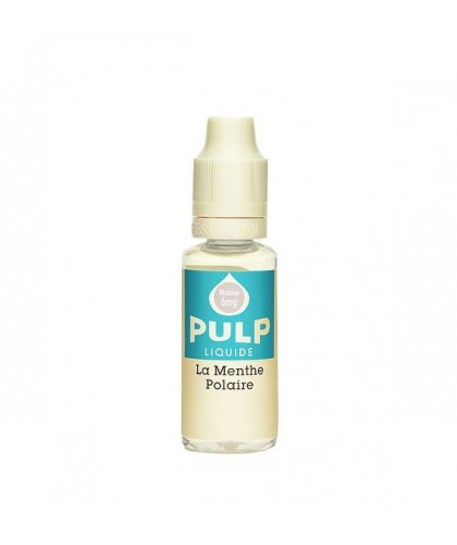 e-liquide Menthe Polaire en 0, 3, 6, 12 ou 18mg de la marque Pulp
