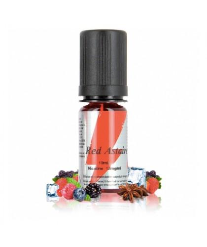 e-liquide red astaire T-juice en flacon de 10ml