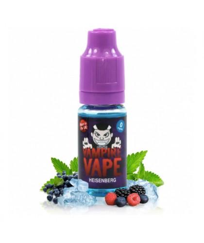 e-liquide heisenberg de la marque vampire vape en flacon de 10ml