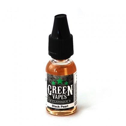 e-liquide black pearl de la gamme classique Green Liquide
