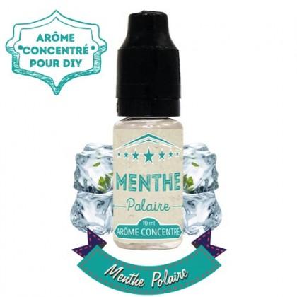 arôme concentré menthe polaire de la marque VDLV (Vincent dans les Vapes ) 10 ml