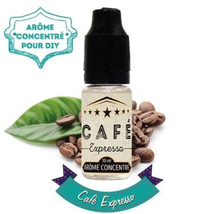 arôme concentré café expresso de la marque VDLV (Vincent dans les Vapes ) 10 ml