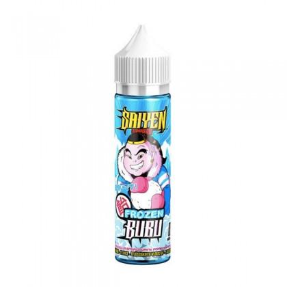 e-liquide prêt à booster Frozen BUBU de la marque Swoke en flacon de 50 ml