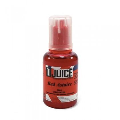 Arôme concentré Red Astaire de la marque T Juice