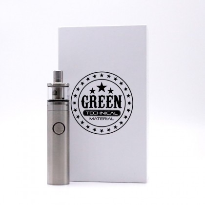 kit complet cigarette électronique Green Start Silver
