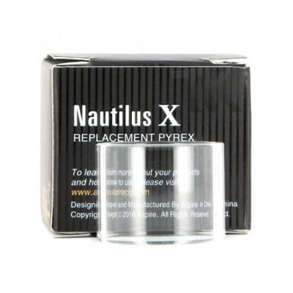 Pyrex de remplacement Nautilus X pour cigarette électronique ASPIRE