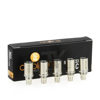 RESISTANCE ASPIRE BVC lot de 5